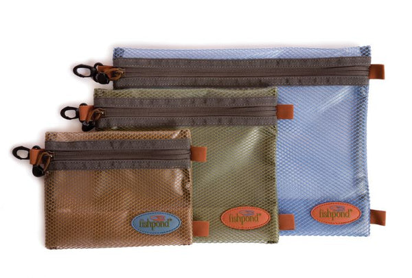 Eagle's Nest Mesh Travel Pouch
