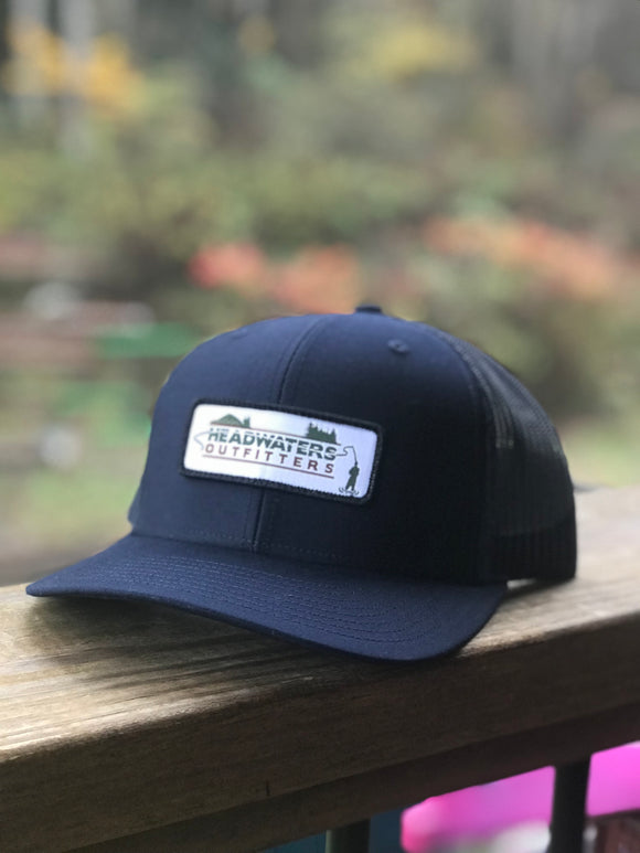 Richardson Patch FlyFishing Hat