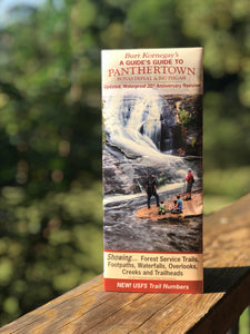 Panthertown Trail Map