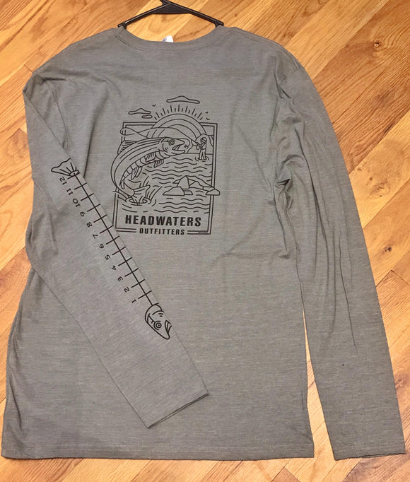 Women's Angler's Paradise Long Sleeve