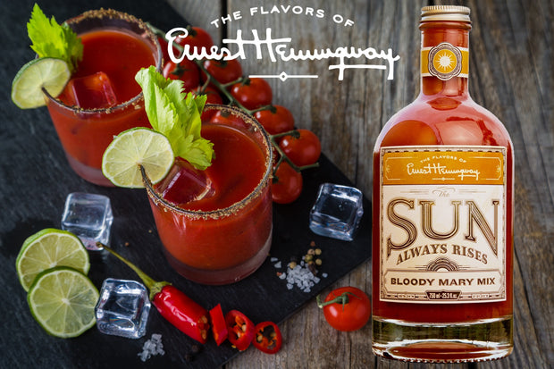 The SUN Always Rises Bloody Mary Mix 1