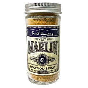 The MARLIN Seafood Spice Blend