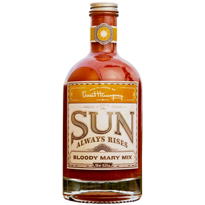 The SUN Always Rises Bloody Mary Mix