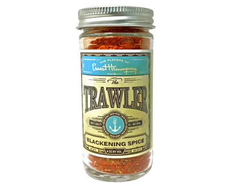 The TRAWLER Blackening Spice Blend