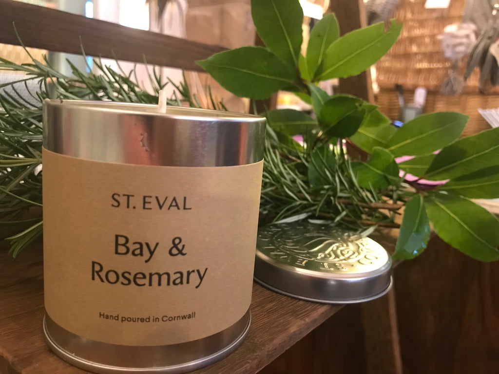 Hurray! Official Stockist of St Eval Candles in Whaley Bridge