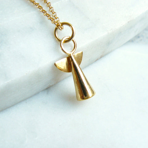 Angel Necklace - small