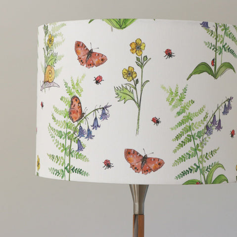 Lampshade Woodland