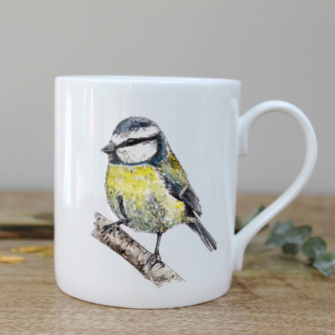 Mug - Blue Tit National Trust