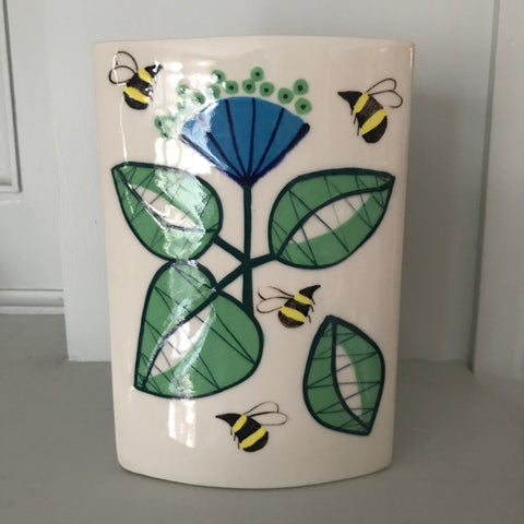 Bees Vase, Utensil holder