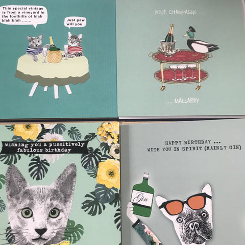 Birthday Cards 40b