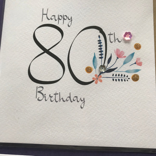 Cards -  Age 80 and 90 part 2