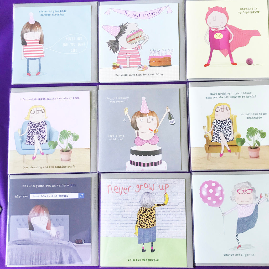 Birthday Cards 4