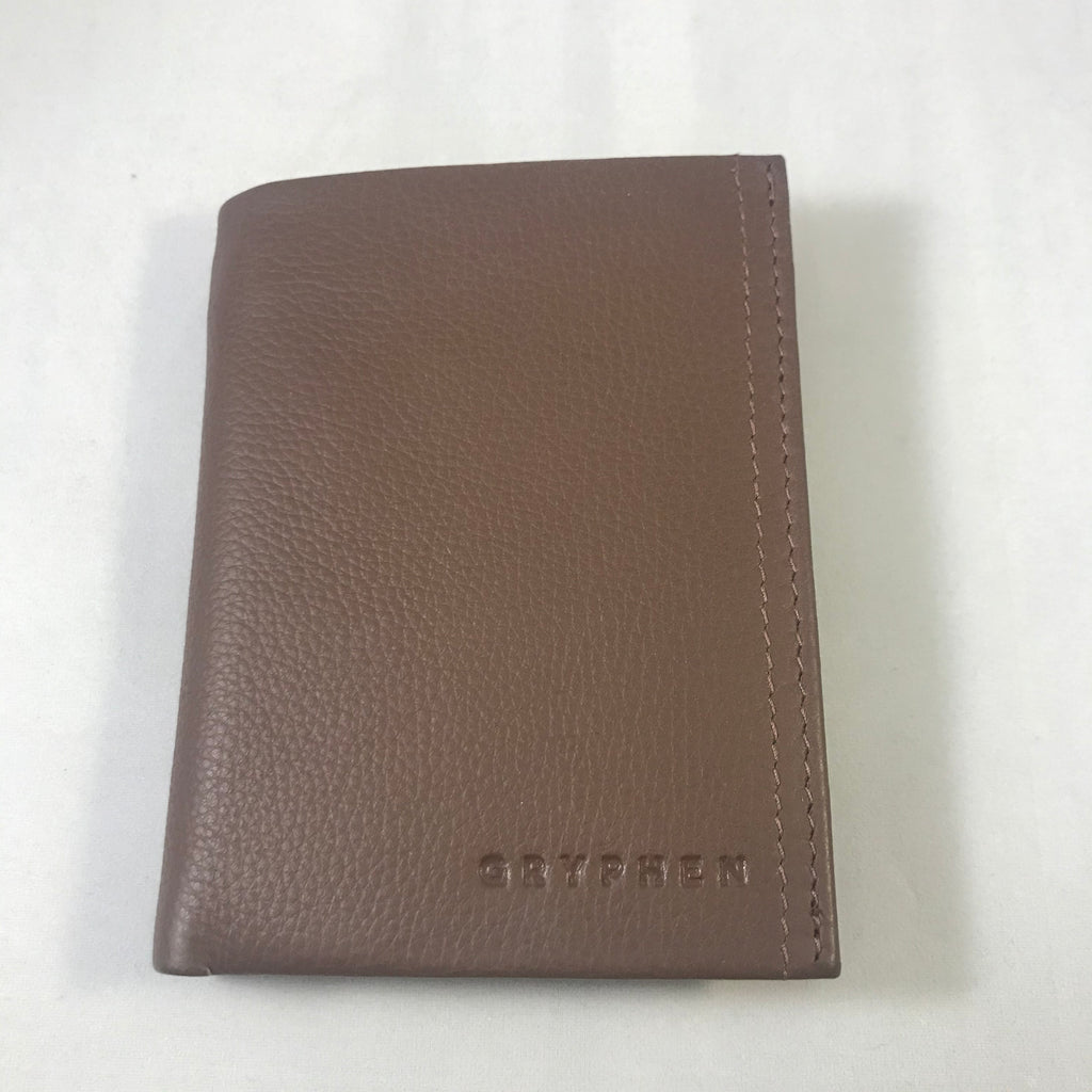 Wallet - Leather Brown