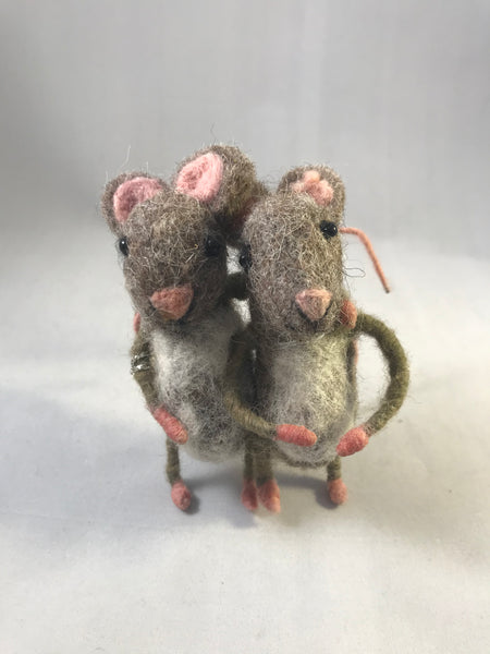Couple of mice
