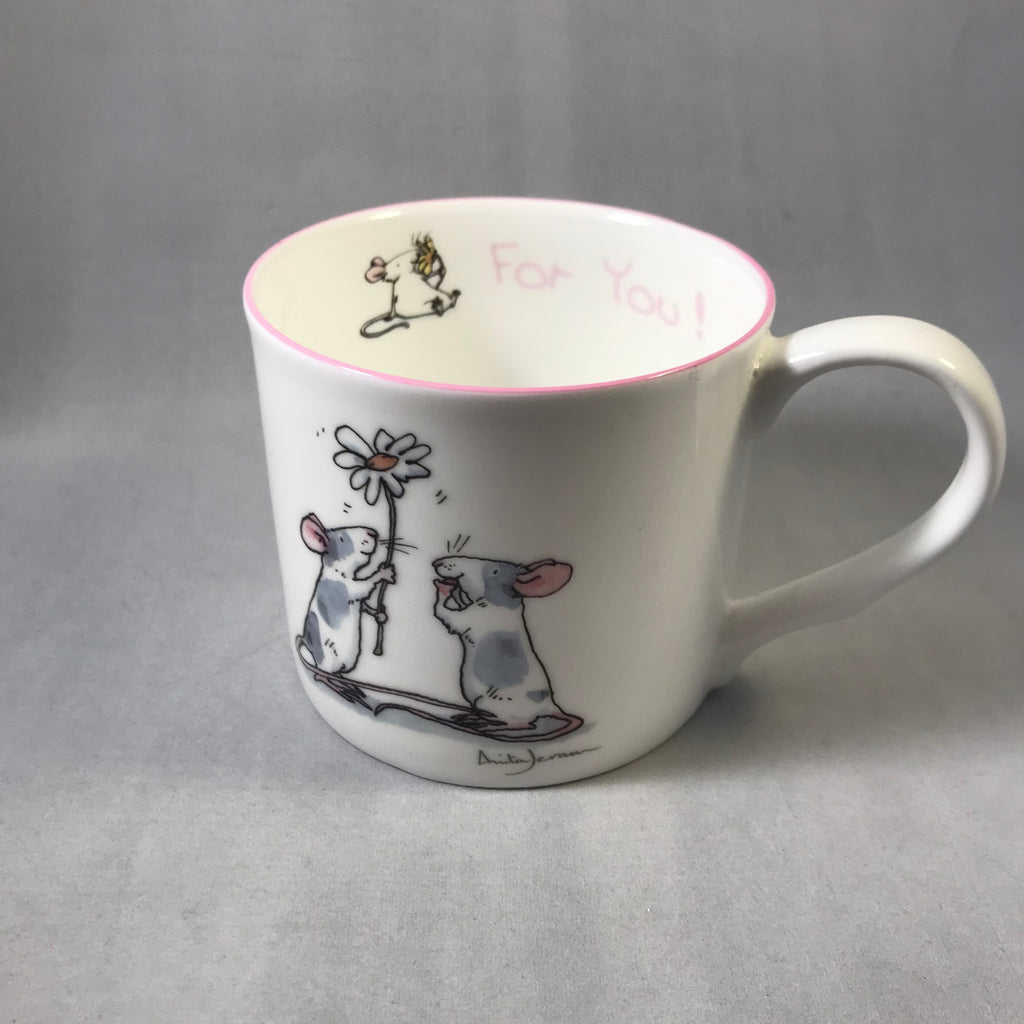 Whimsical China Mug For You!