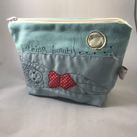 Make up bag - Bathing Beauty