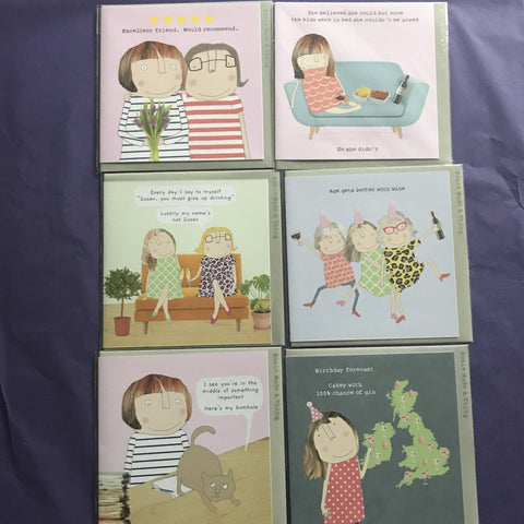 Birthday Cards 4a