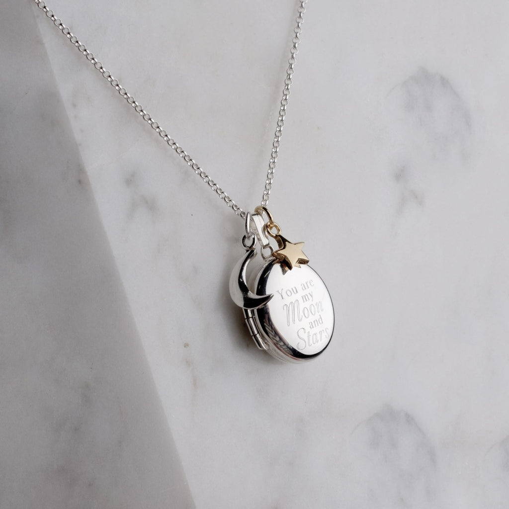 Locket you are my moon and stars