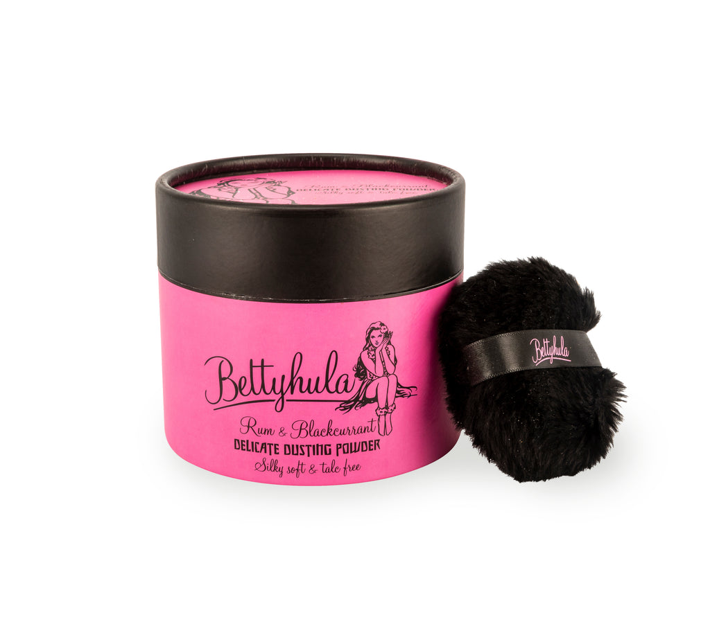 Betty Hula Dusting Powder