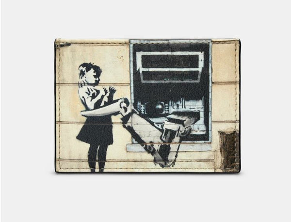 Wallet, Card holder Banksy