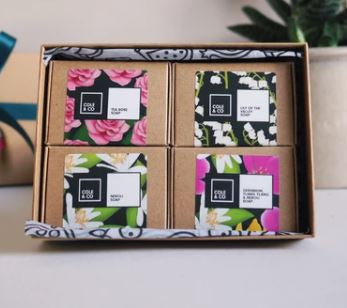 Gift Set of Soaps