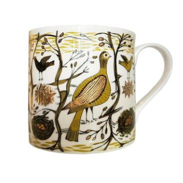 Game Bird Gold Mug