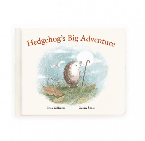 Hedgehog Big Adventure Book