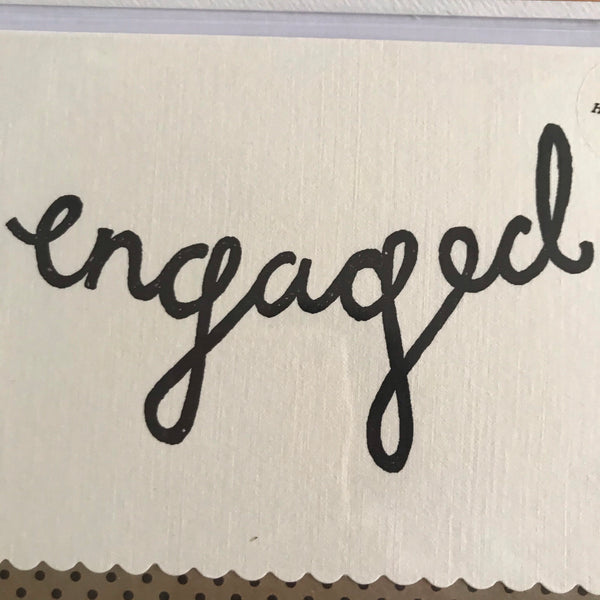 Cards - Engagement and RSVP