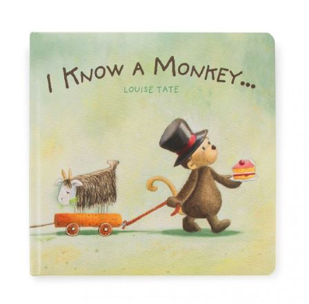 Book - I know a monkey