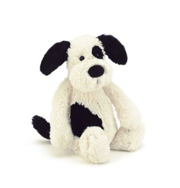 Puppy Black and Cream - Small