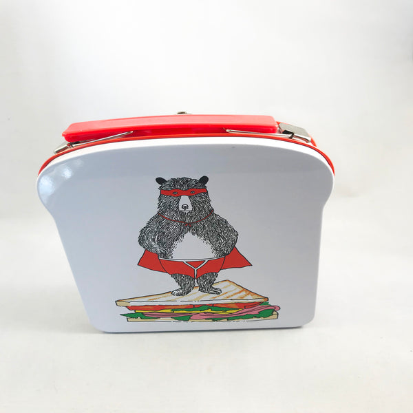 Lunch box with Bear