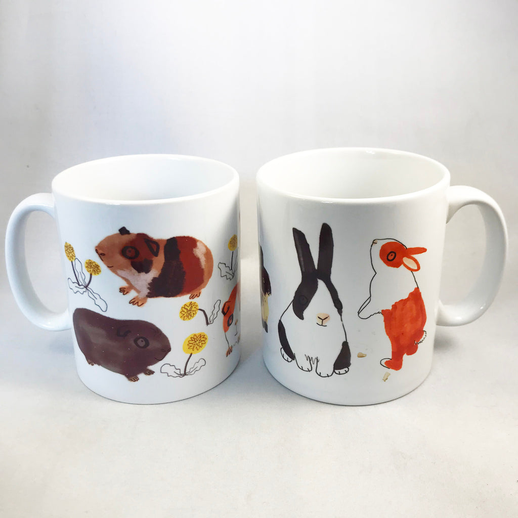Mug Small Pets - Guinea Pig or Rabbit