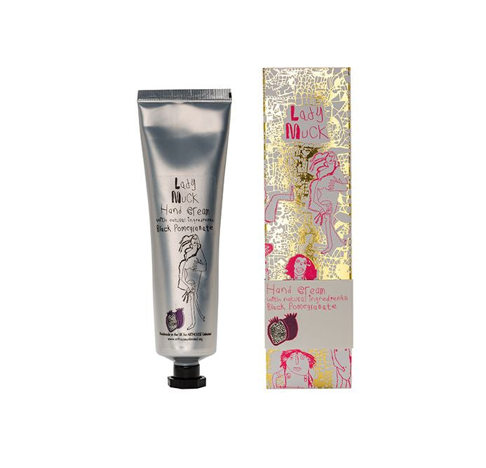 Lady Muck Hand Cream Black Pomegranate