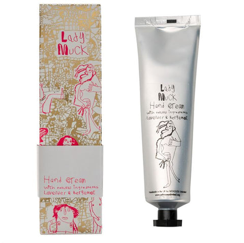 Lady Muck Hand Cream Lavender and Bergamot