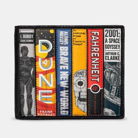 Wallet, Card holder Sci Fi books