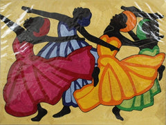 Dancing Women String Art