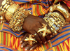 Gold Jewelry of King - Ohene Sika