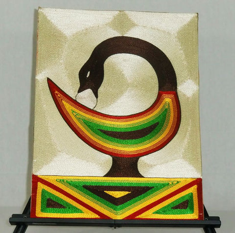 Brilliant Colorful String Art - SANKOFA Gold