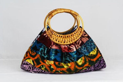 African Fabric Soft-Bag (06)