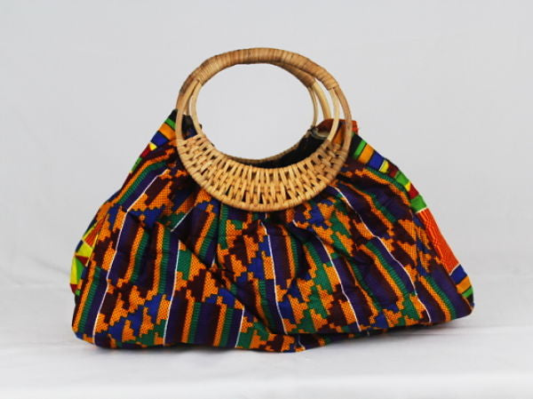 African Fabric Soft-Bag (07)
