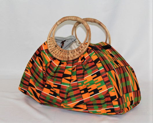 African Fabric Soft-Bag (09)