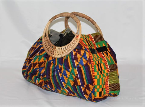 African Fabric Soft-Bag (10)