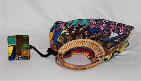 African Fabric Soft-Bag (12)