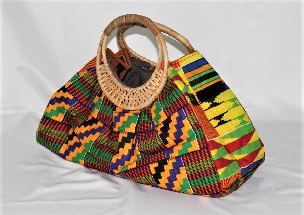 African Fabric Soft-Bag (02)