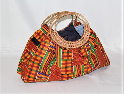 African Fabric Soft-Bag (03)