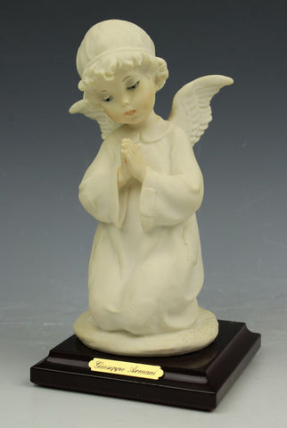 "Giuseppe Armani Figurine 621F ""Knelt Little Angel"""