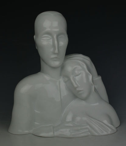 "Rosenthal figurine 955 ""Man and Woman"""