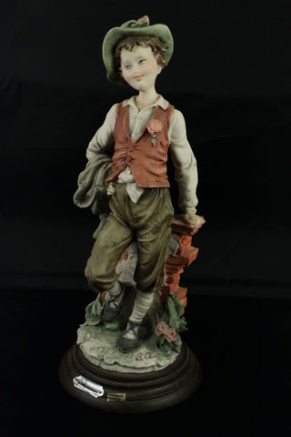 Giuseppe Armani Figurine Country Boy - LUX-FAIR.com - 1