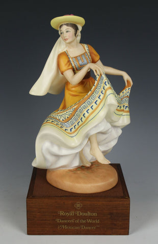 "Royal Doulton Figurine HN2866 ""Mexican Dancer"""