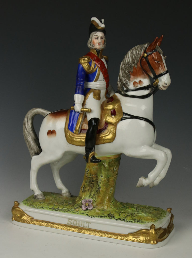 "Scheibe Alsbach Kister napoleonic soldier figurine ""Soult"""